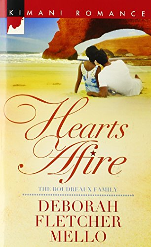 Image of Hearts Afire (Harlequin Kimani Romance\The Boudreaux Family)