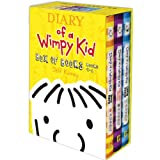 Diary of a Wimpy Kid Box of Books (4-6) ~ Jeff Kinney