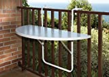 Siena Mybalconia 628320 Balkonhängetisch 100 x 50cm