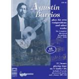 Agustin Barrios: Complete Guitar Recordings 1913-1942 MP3CD [Box set]