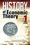 History of Economic Theory: The Selected Essays of T.R. Malthus, David Ricardo, Frederic Bastiat, and John Stuart Mill (Volume 1) (0615817890) by Malthus, T.R.