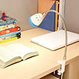 Renata LED Clamp Light - Illumina - Cool White Light - Blue