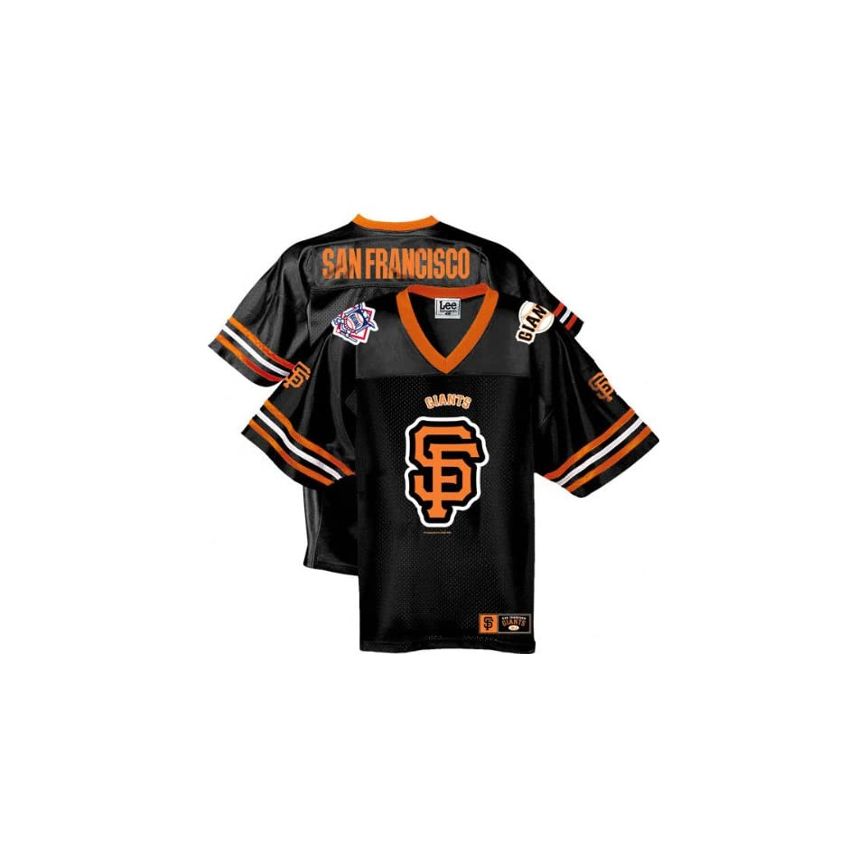 San Francisco Giants Team Color Game Play Jersey