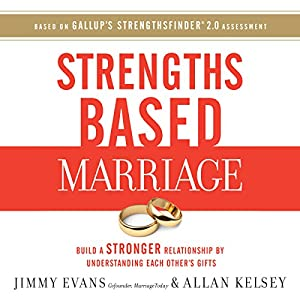 Strengths Based Marriage Audiobook
