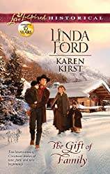 The Gift of Family (Mills & Boon Love Inspired Historical) (Cowboys of Eden Valley - Book 1): Merry Christmas, Cowboy / Smoky Mountain Christmas