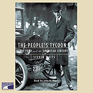 The People's Tycoon Audiobook
