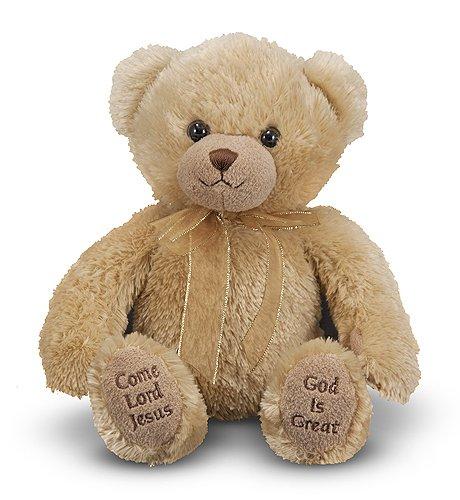 Mealtime Prayer Bear: Mealtime Prayer Bear