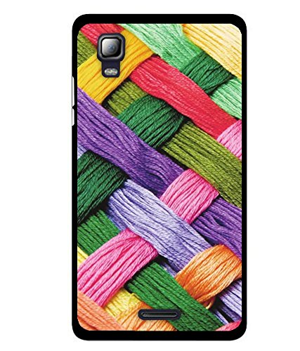outlet store 388ce b09e7 MiiCreations UV/2D Printed Back Cover for Micromax Canvas Doodle 3  A102,Pattern