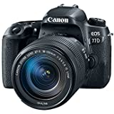 Canon EOS 77D With 18-135mm F/3.5-5.6 IS USM