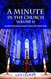 img - for A Minute In the Church Volume II book / textbook / text book