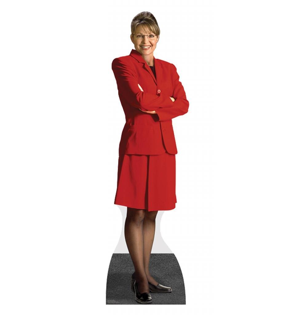 Sarah Palin Cardboard Life Size Standup