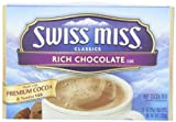 Swiss Miss Hot Cocoa Mix, Rich Chocolate, 10-Count Envelopes (Pack of 12)