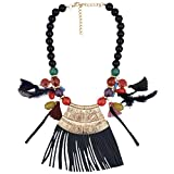 Super Drool Native American Necklace