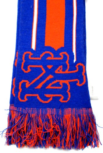 New York Mets 3 Strips Scarf at Amazon.com