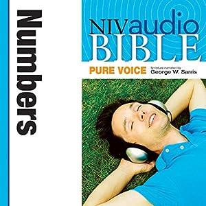 NIV Audio Bible, Pure Voice: Numbers Audiobook