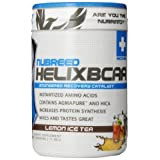 Nubreed Nutrition Helix BCAA Diet Supplement, Lemon Ice Tea, 339 Gram
