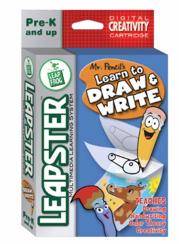 LEAPFROG ENTERPRISES LFC20224 ART MR. PENCILS LEARN TO DRAW AND-WRITE - Buy LEAPFROG ENTERPRISES LFC20224 ART MR. PENCILS LEARN TO DRAW AND-WRITE - Purchase LEAPFROG ENTERPRISES LFC20224 ART MR. PENCILS LEARN TO DRAW AND-WRITE (LEAPFROG ENTERPRISES, Toys & Games,Categories,Electronics for Kids,Learning & Education,Toys)