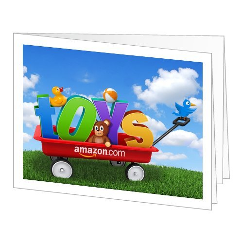 Amazon Gift Card  Print  Amazon Toys Picture