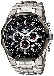 Casio General Men's Watches Edifice Chronograph EF-540D-1AVDF - WW