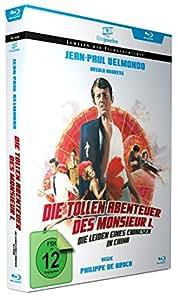 Die tollen Abenteuer des Monsieur L. - Die Leiden eines Chinesen in China (Filmjuwelen) [Blu-ray]