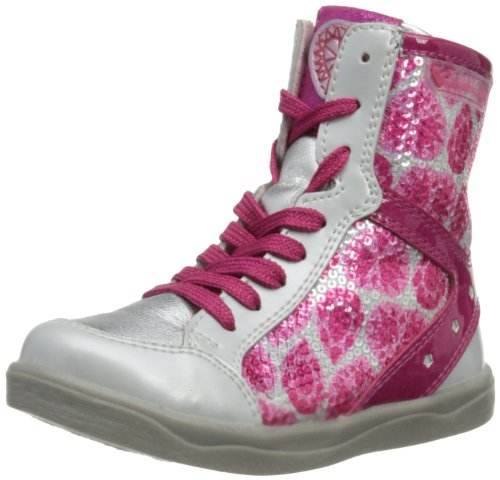 Agatha Ruiz De La Prada Girls Boots 131961 Pink 12.5 UK Child, 31 EU