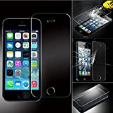 Generic 0886871023696 0,3 mm Ultra-Thin Tempered Gorilla Glass Displayschutzfolie für Apple iPhone 5/5S/5C