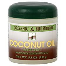 Organic Root Coconut Oil, 5.5 oz (156 g)