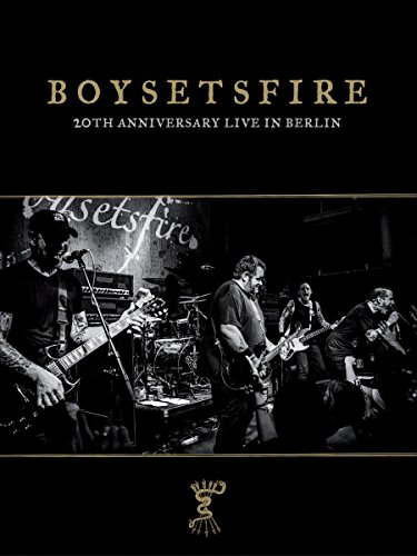 Boysetsfire - 20Th Anniversary Live In Berlin (4 Dvd)