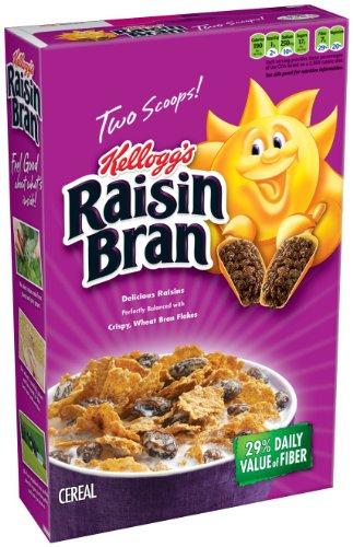 Raisin Bran Cereal, 76.5-Ounce Box