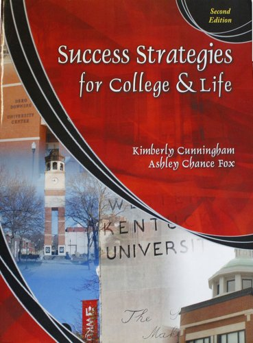 SUCCESS STRATEGIES FOR COLLEGE AND LIFE