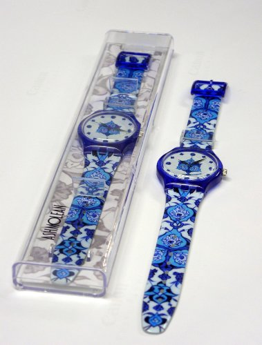 Iznik Tile Design Watch