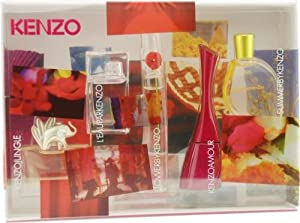 Kenzo Variety Set By Kenzo For Women 5 Piece Mini Variety