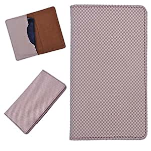 DCR Pu Leather case cover for Dell Venue (brown)