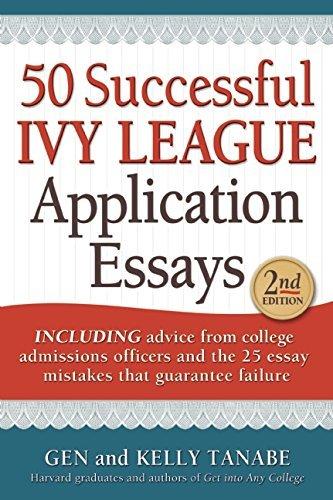50 successful harvard application essays google books