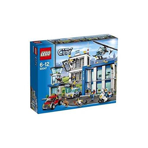 レゴジャパン 60047 ポリスステーション 【LEGO】 ホビー エトセトラ おもちゃ ブロック LEGO レゴ [並行輸入品]