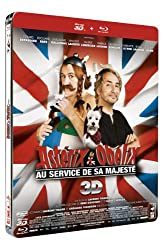 Asterix et Obelix : au service de Sa Majesté - Combo Blu-ray + Blu-ray 3D active [Blu-ray]
