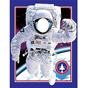 Creative Converting Space Odyssey Photo Op Party Banner from Creative Converting