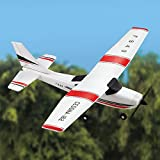 RC PLANE RADIO CONTROLLED 2.4 GHZ 3 CHANNEL F949 CESSNA