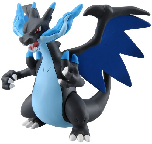 Takaratomy SP-15 Official Pokemon X and Y Mega Charizard X Figure - 1