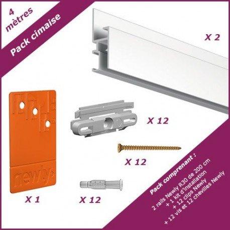 newly-pack-4-meter-r30-matt-weiss-lackierbar-117-mm