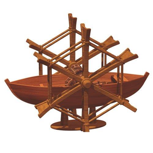 Imagen principal de barco de palas Leonardo