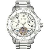 Timex Men's T2M517 Sport Luxury  Automatic Stainless Steel Bracelet Watch