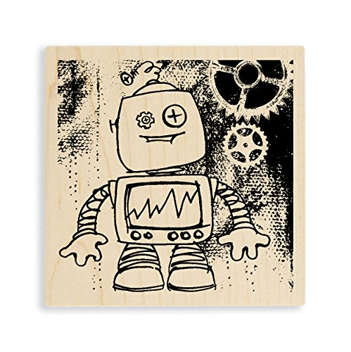 Stampendous Screwloose Rubber Stamp