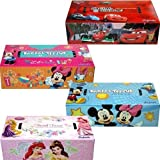 Wholesale Disney Assorted 2-Ply Facial Tissue 130 CT(36x$1.75)