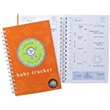Newborn Baby Tracker® - Round the Clock Childcare Journal, Log Book