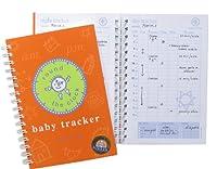 9789729375019: Newborn Baby Tracker� - Round the Clock Childcare Journal, Log Book