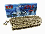 D.I.D 1262116D Chain X-Ring Super-Reinforced ZVMX G&G 525 116 with Rivet Link