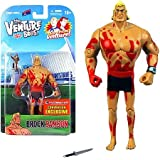 """SDCC 2013 The Venture Bros. Bloody Naked Brock Samson Exclusive 3 3/4"""" Action Figure"""