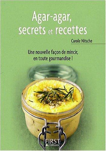Portrait de grand chef cuisinier : Pierre Hermé / Agar-agar, secrets et recettes