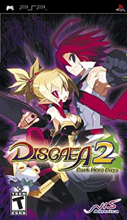 Disgaea 2: Dark Hero Days - Sony PSP